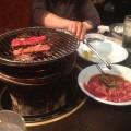 20130622焼肉「七輪」にて