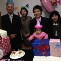 2013103日奈乃誕生会