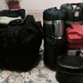 FSC・OBツーリング荷物の準備