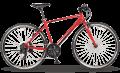 クロスバイク Precision Sports